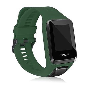 kwmobile Bracelet Tomtom Adventurer/Runner 3/Spark 3/Golfer 2 - Bracelet de