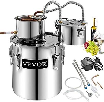 Husuper Destilador de Agua 38,5 L Máquina para el Agua Destilada ...