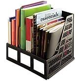 Literature File Three Slots Black