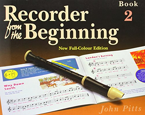 - Recorder from the Beginning - Book 2: Full Color Edition (Bk. 2)