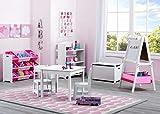 Delta Children MySize Bookshelf, Bianca White