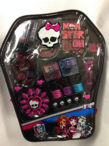 Monster High Spooky Backpack (Monster High Rings)