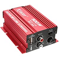 Kinter MA-150 Amplifier Digital Stereo Amplifier For Car Motorcycle and Boat (Max Power = 40 watts)