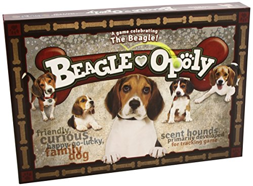 (Late for the Sky Beagle-opoly)