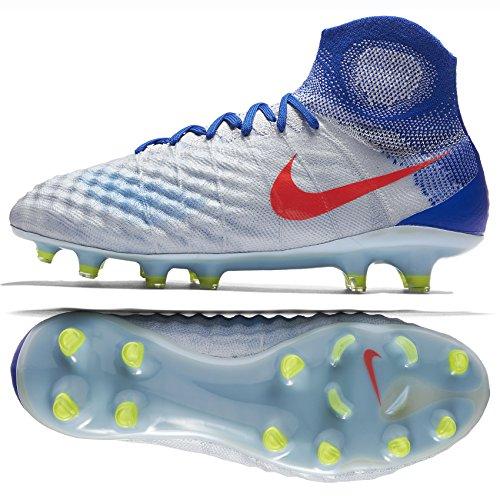 844205 Femme 064 bright Chaussures Platinum Football Nike De Blue pure Gris racer Crimson wqXSn1BdxB