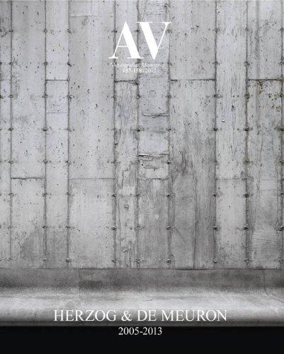 Descargar Libro Av Monografias Nº 157-158: Herzog & De Meuron Desconocido