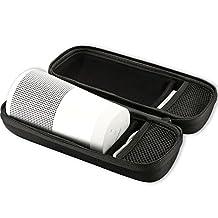 Bose SoundLink Revolve Case, ProCase Hard EVA Storage Carrying Bag Case for Bose SoundLink Revolve Bluetooth Speaker -Black