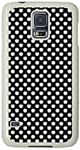 Small Fresh Apple Pattern Samsung Galaxy S5 Case with White Skin by lolosakes