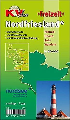 Karte Sylt Amrum.Nordfriesland Kreis Mit Sylt Amrum Föhr Und Halligen