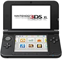 Amazon.com: Nintendo 3DS XL - Blue/Black [Old Model] Games ...