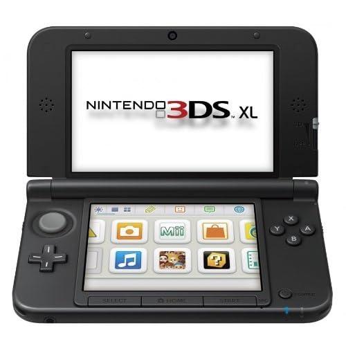 Amazon Com Nintendo 3ds Xl Red Black Video Games