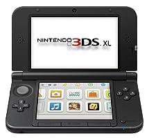 Nintendo 3DS XL - Blue/Black [Old Model]