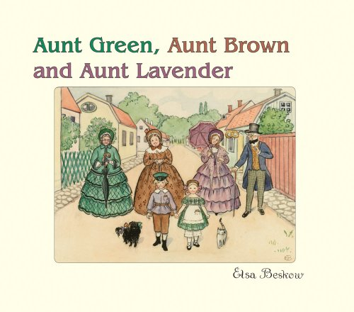 Aunt Green, Aunt Brown and Aunt -
