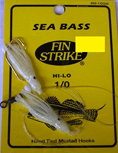 Fin Strike 469-1/0GW 1/0 Sea Bass Rig