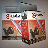 Nato Smart Mount is a revolutionary new magnetic mounting system for conveniently and safely holding all of your mobile devices.