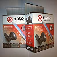 Nato Smart Mount - ( 2 PACK SET) For-Smartphones, Tablets, Devices <