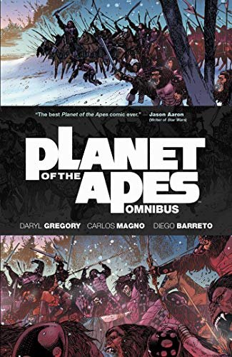 Planet of the Apes Omnibus, Vol. 1