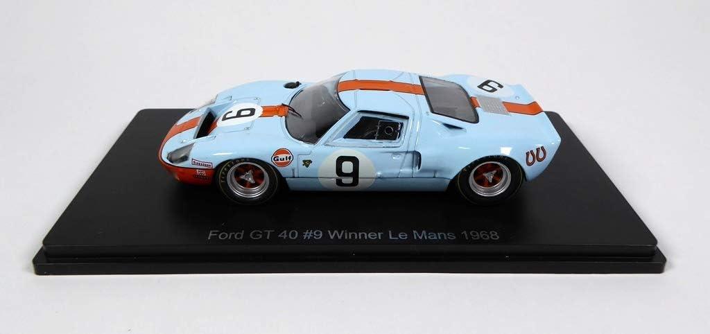 1//18 Solido Ford GT MK1 n°9 Winner 24h Le Mans 1968 neuf boite Livraison Domicil