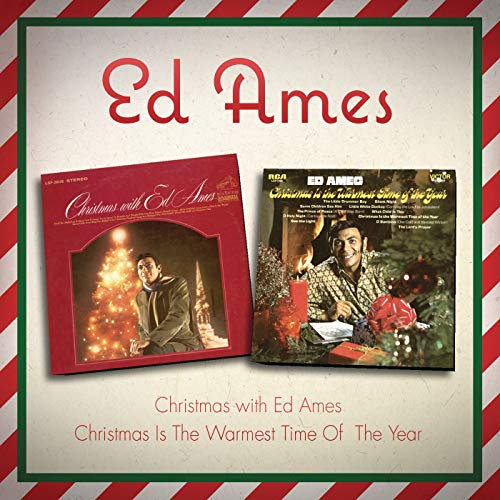 Christmas with Ed Ames / Christmas Is the Warmest Time of the Year (Ames Music Ed Christmas)