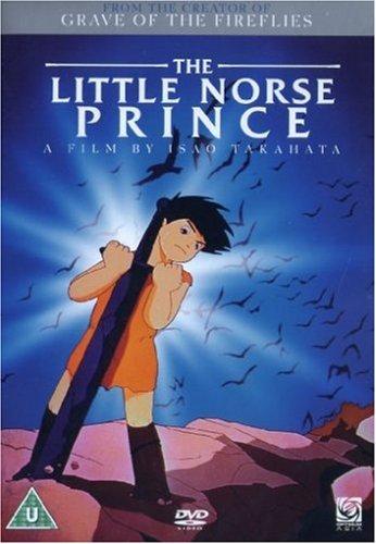 Little Norse Prince ( Taiyo no oji: Horusu no daiboken ) ( Prince of the Sun: The Great Adventure of Horus ) [ NON-USA FORMAT, PAL, Reg.2 Import - United Kingdom ]