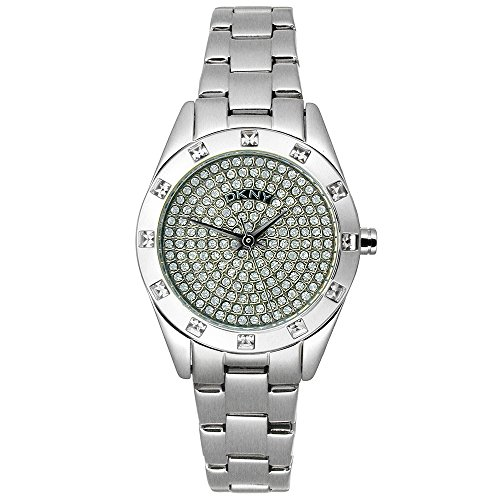 DKNY Three-Hand Stainless Steel Women's watch #NY8887