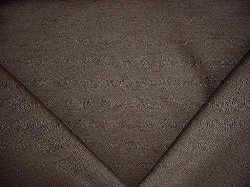 - 11H11 - Slate Grey / Raisin Herringbone Tweed Designer Upholstery Drapery Fabric - By the Yard