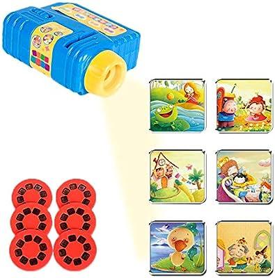 Máquina de cuentos para niños Para niños Luz Educación temprana ...