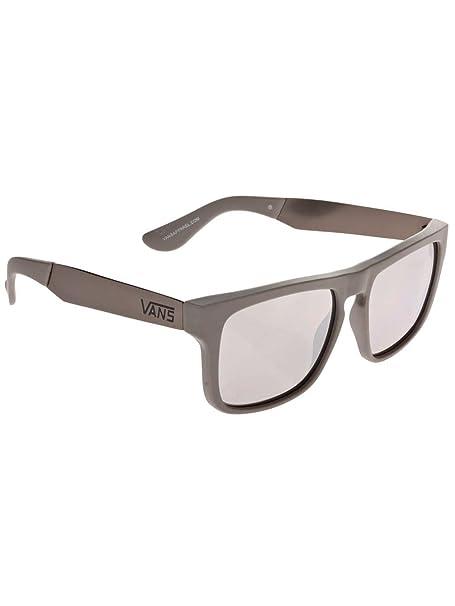 3ee02ac827 Vans M Squared Off Black/Silver Gafas de sol, Matte Grey, única para  Hombre: Amazon.es: Ropa y accesorios