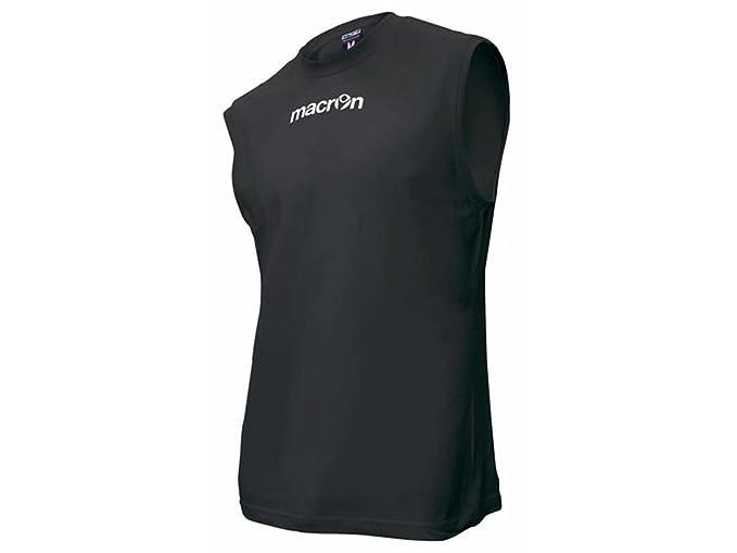 ATELIER DEL RICAMO T-Shirt Uomo Senza Maniche Macron MP 151 Sleeveless   Amazon.it  Abbigliamento e32bdd81ea49