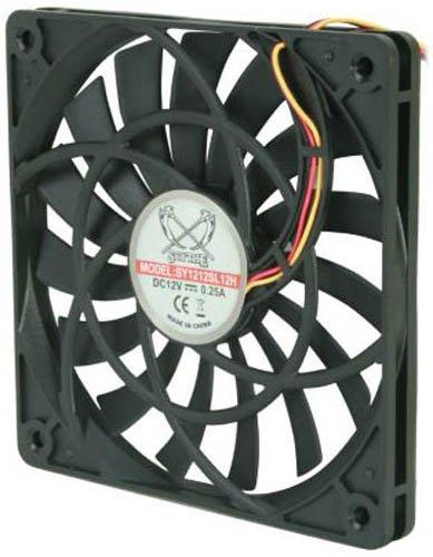 computer case fan 120mm slim - 1