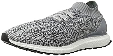 adidas Performance Men's Ultraboost Uncaged M Running Shoe, Grey/Clear Grey/Solid Grey, 8.5 M US