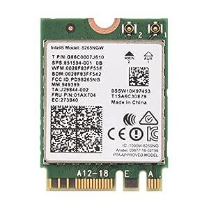 Asixx Tarjeta Bluetooth WiFi, Mini Tarjeta WiFi, Mini WiFi ...