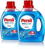 Persil ProClean Power-Liquid Laundry Detergent, Original Scent, 75 Fluid Ounces, 96 Total Loads (Pack of 2)