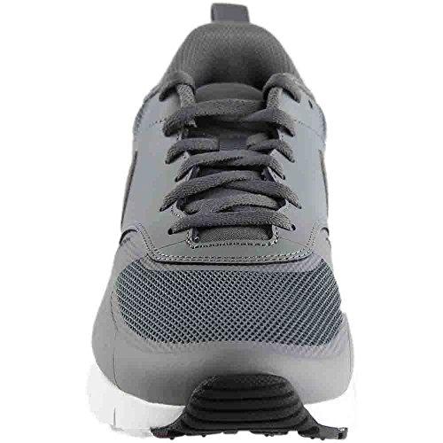 Nike Air Garçons Gris Froid Chaussure De Course Vision Max / Gris Foncé / Blanc