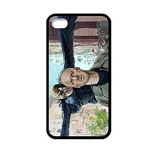 Generic Custom Design With Birdman Cartoon Unique Phone Case For Girly For Apple Iphone 4S 4 Th Choose Design 2
