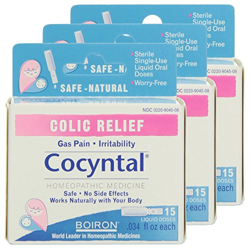 Cocyntal Colic Relief, 15 Count, Pack of 3