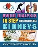 Avoid Dialysis, 10 Step Diet Plan for Healthier Kidneys