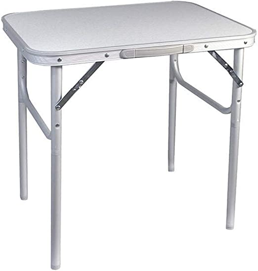 Tavoli Per Camper Allungabili.Vetrineinrete Tavolo Per Picnic 60 X 45 X 59 Cm In Alluminio Per