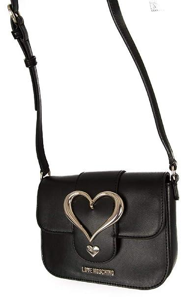 Love Moschino Borsa donna a spalla o con tracolla articolo JC4043PP13LD  BORSA CALF PU  Amazon.it  Abbigliamento 6d45edd6b91