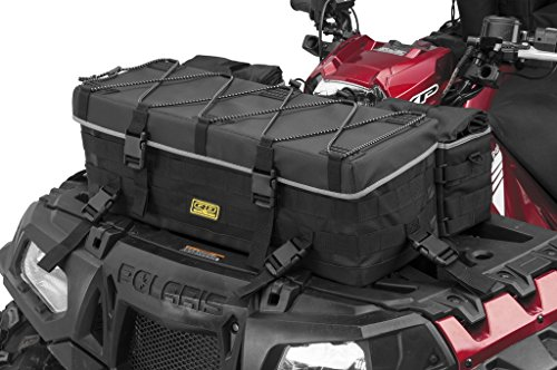 New Reflective Series ATV Front Rack Bag Luggage Storage ()