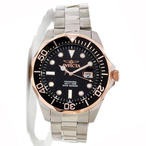 Invicta Leather Bracelet - 6