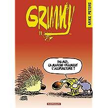Grimmy 11 Dis-moi ça marche l'acupuncture