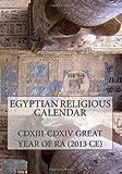Egyptian Religious Calendar, Luigi Tripani, 1481841157