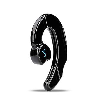 redshooeYY Auriculares Bluetooth 4.2 Auriculares Y-01 Auriculares inalámbricos de conducción ósea inalámbricos Auriculares giratorios universales para ...