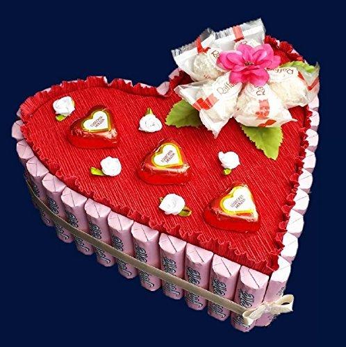Pralinen Torte Muttertag Geschenk Zum Geburtstag Torte Aus