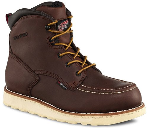 Amazon.com | Red Wing 405 Men's 6-inch Brown Boot | Shoes