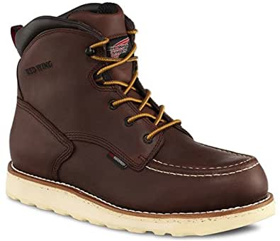 Amazon.com | Mens Red Wing 1444 (8 Inch) Insulated Soft