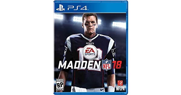 Amazon.com  Madden NFL 18 - PlayStation 4  Electronic Arts  Video Games 6f590101b