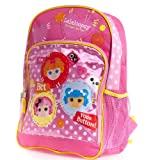 Lalaloopsy 16-inch Backpack – You Bet Your Button, Bags Central