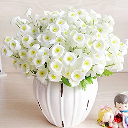 Calcifer 10 sets 5 stemsset 945artificial bell shaped flowers calcifer 10 sets 5 stemsset 945artificial bell shaped flowers mightylinksfo